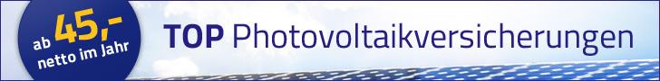 Photovoltaikversicherung vom Spezialisten