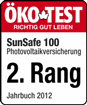 Öko Test SunSafe100